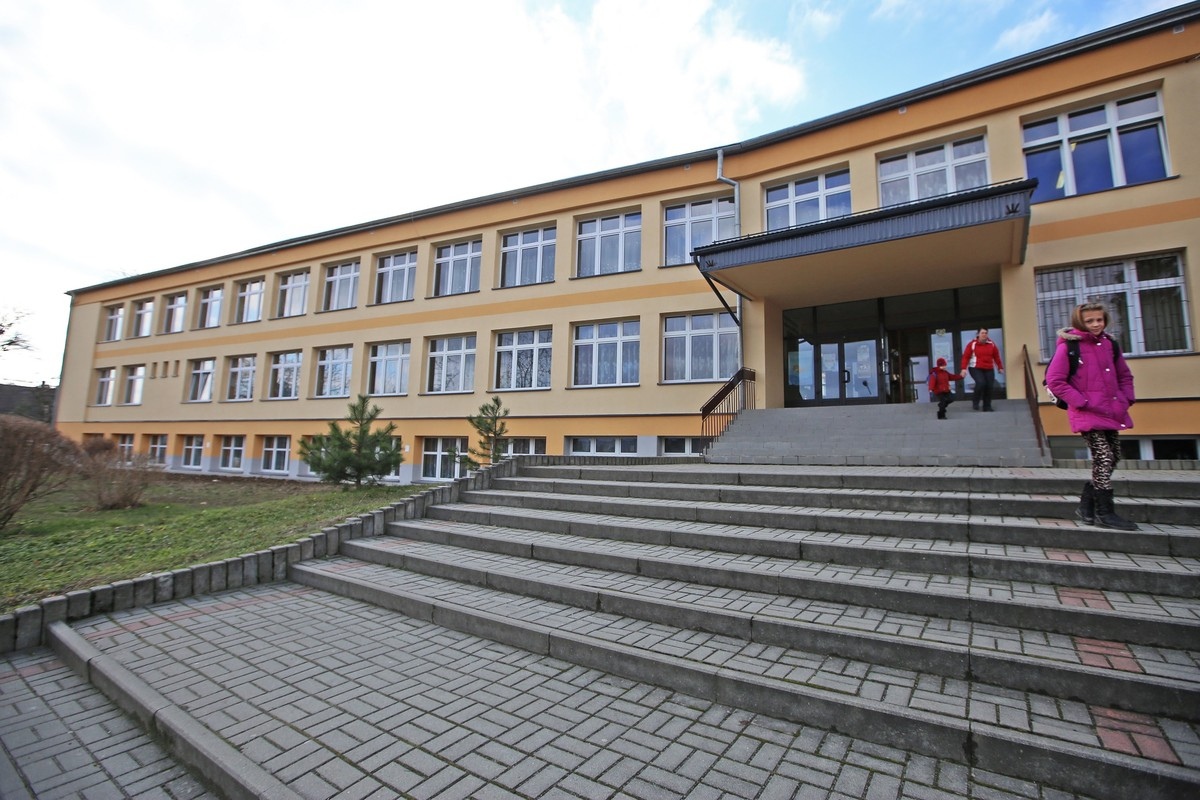 Szkoła Podstawowa Nr1 (2016 r.)