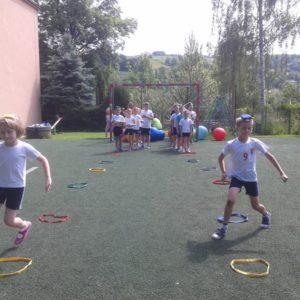 """Projekt """"W Krainie Zdrowolandii"""" w Szkole Podstawowej Nr 2"""