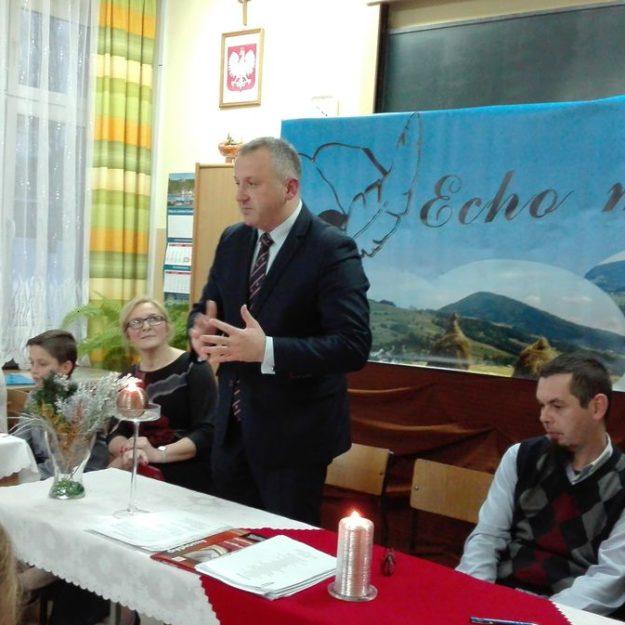 """2017-12-04: Finał XIV Konkursu Poetyckiego """"Echo moich gór"""""""