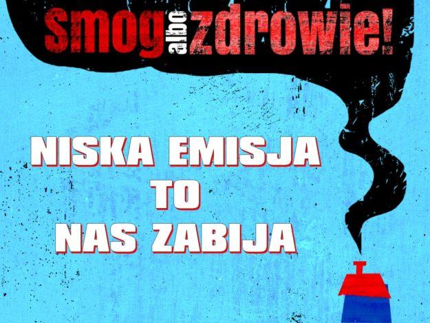 """Konkurs plastyczny """"NISKA EMISJA TO NAS ZABIJA"""""""