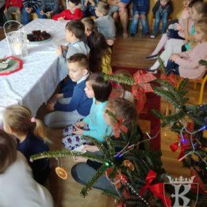 2017-12-21: Wigilia w Szkole Podstawowej Nr 2