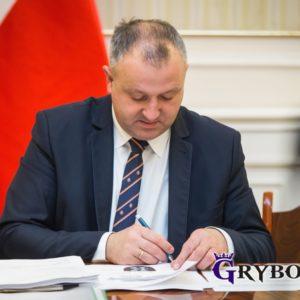 2017-11-30: Podpisanie umowy na dofinansowanie z Funduszu Sprawiedliwości