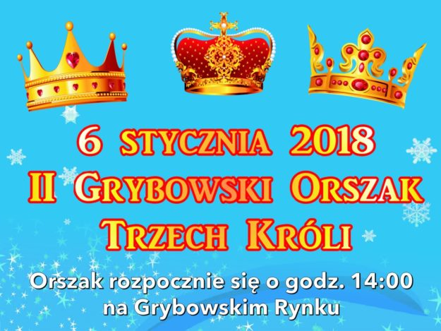 II Grybowski Orszak Trzech Króli
