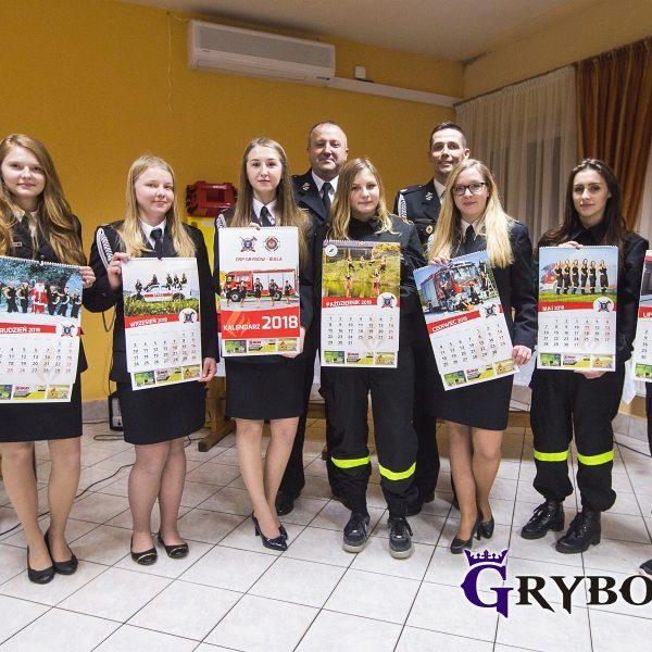 Kalendarz OSP Grybów-Biała