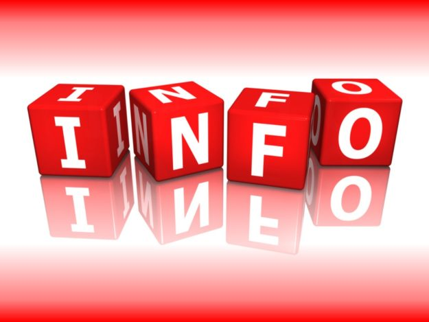 Komunikat/Informacja