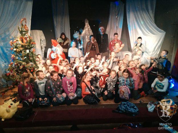 """2017-12-16: Spektakl """"Przepis na bajkowe święta"""""""