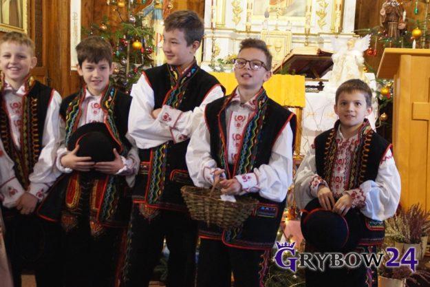 2018-01-28: Koncert noworoczny Echo Jaworza w kaplicy na Podjaworzu