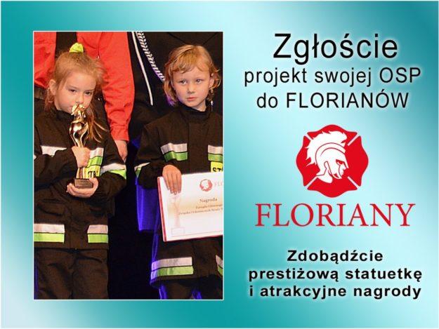 II Edycja Ogólnopolskiego Konkursu FLORIANY 2018