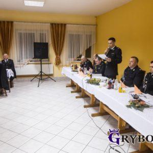 2018-01-06: Jednostka OSP Grybów-Biała podsumowuje 2017 rok