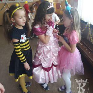 2018-01-31: Zabawa karnawałowa w przedszkolu