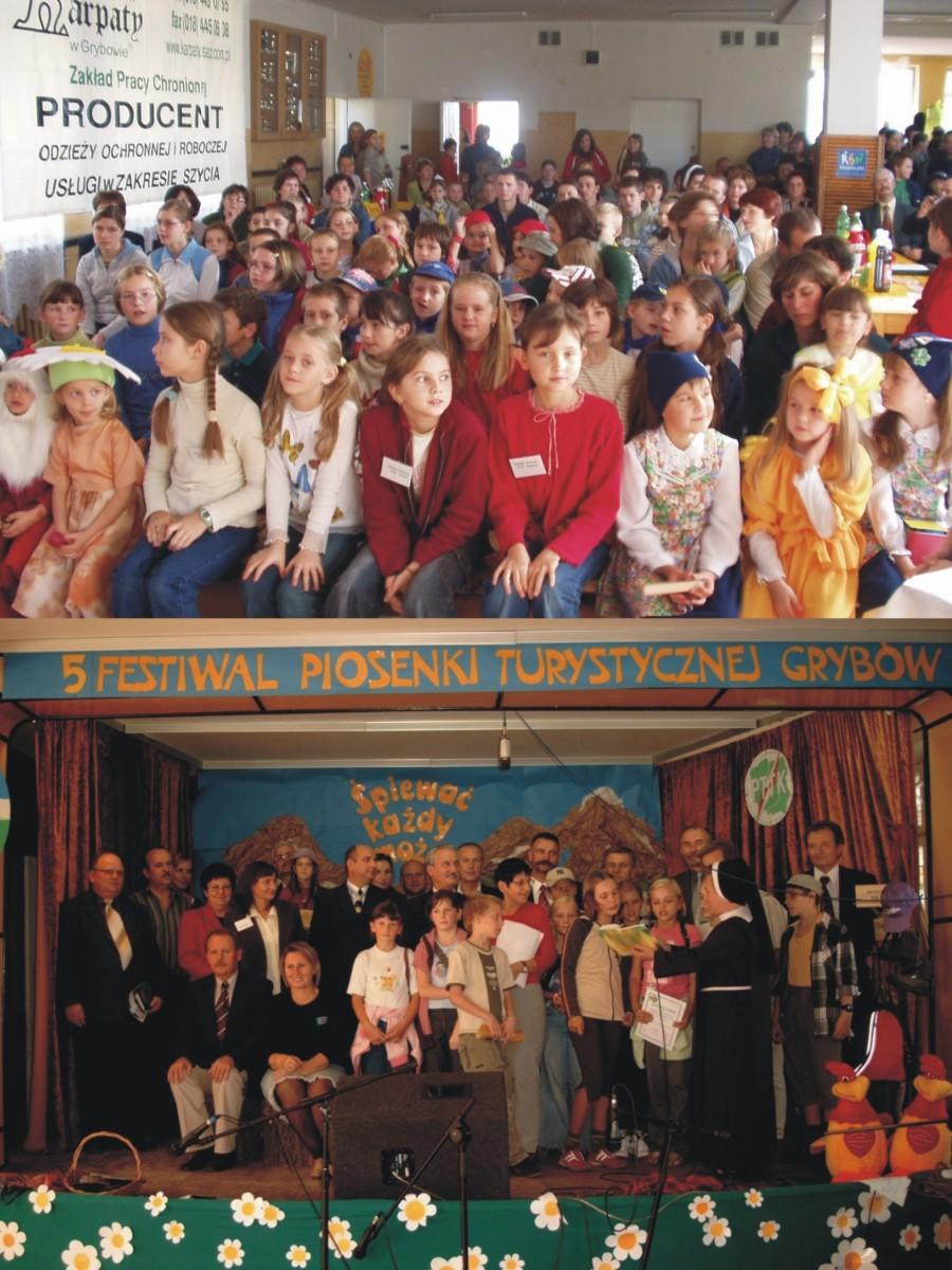 Festiwal Piosenki Turystycznej [fot. Zbiory własne]