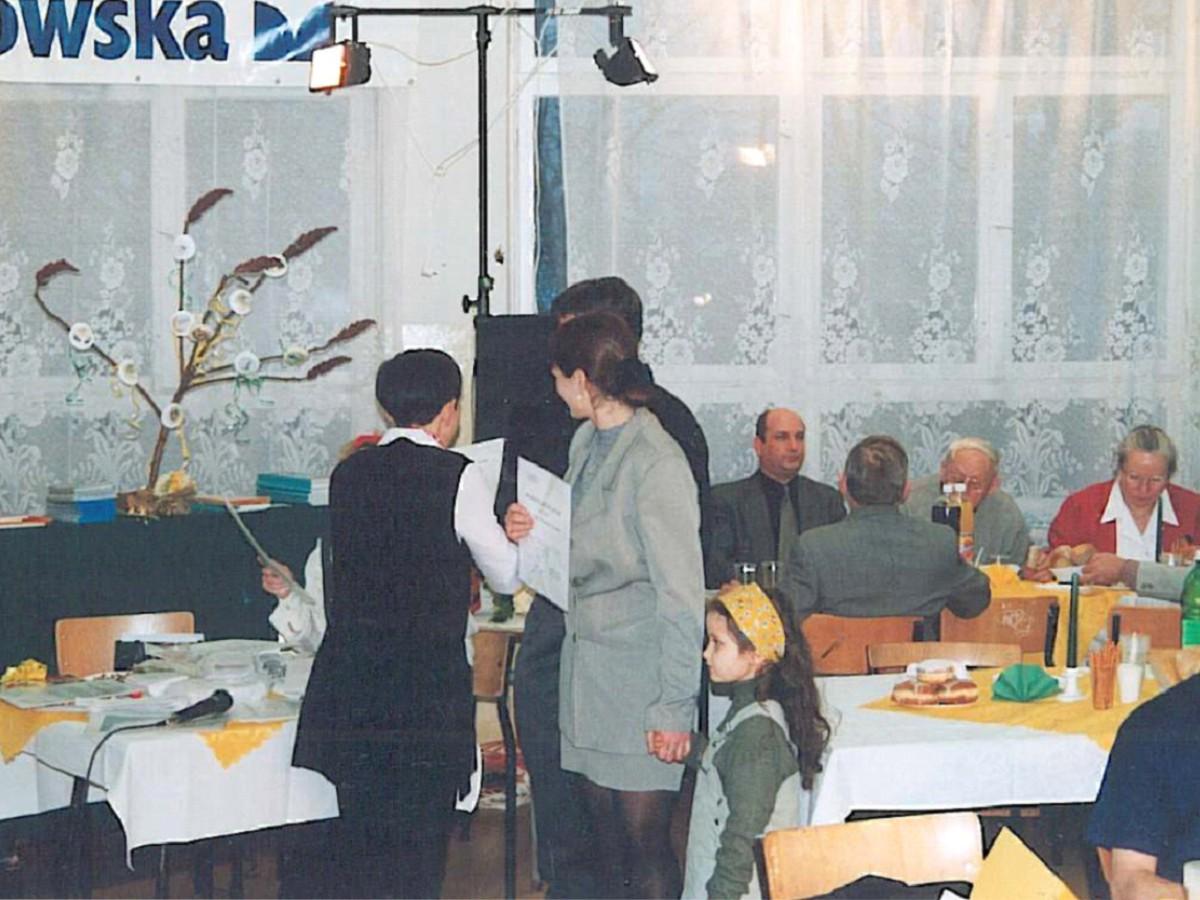 Jubileusze Koła PTTK Nr2 wGrybowie: 10-lecie (2002 rok)
