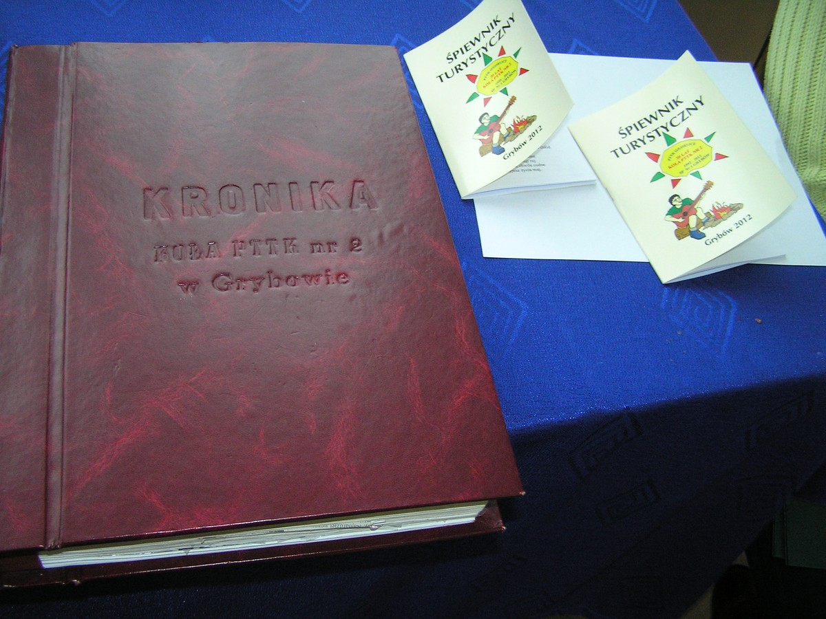 Jubileusze Koła PTTK Nr2 wGrybowie: 20-lecie (2012 rok)