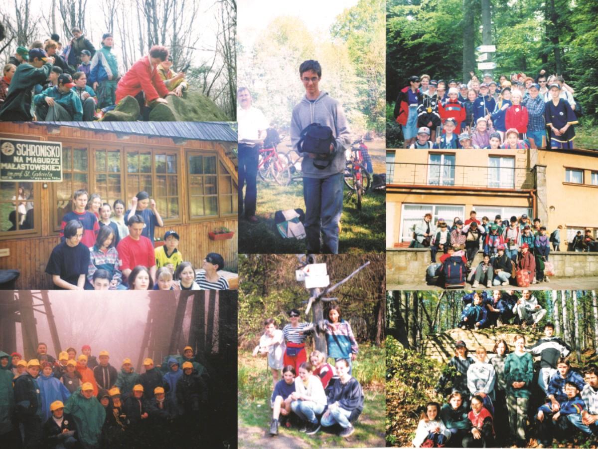 Wycieczki Koła PTTK Nr2 [fot. Zbiory własne]