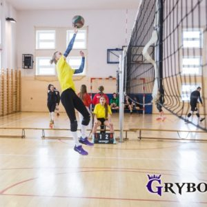 2018-02-11: VI Walentynkowy Turniej Piłki Siatkowej Małego Pola