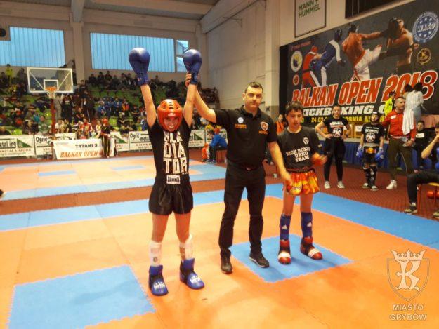 UKS Gladiator: Turniej Balkan Open (Tesanj w Bośni i Hercegowinie)