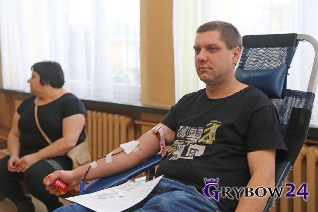 2018-02-18: Kolejna akcja oddawania krwi