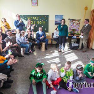 2018-03-22: Powitanie wiosny w przedszkolu