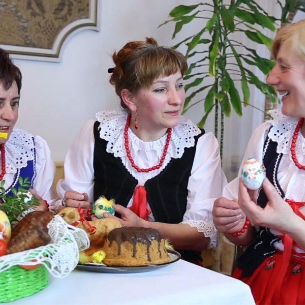 Koło Gospodyń Wiejskich Biała Wyżna składa życzenia Wielkanocne