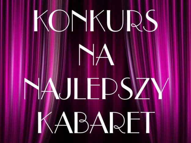 Konkurs na najlepszy kabaret