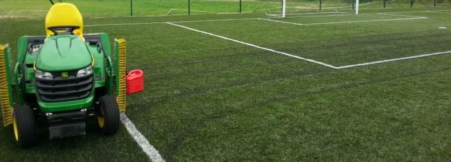 Rewitalizacja nawierzchni kompleksu boisk sportowych ORLIK 2012