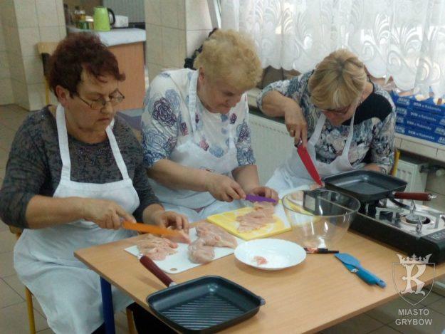 """2018-04-16: Warsztaty """"Sercem gotuje, wszystkim smakuje"""""""