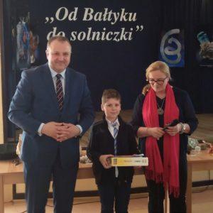 """2018-04-19: Konkurs Przyrodniczy """"Od Bałtyku do solniczki"""""""
