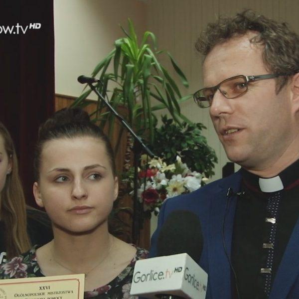 Drużyna z LO Grybów wygrywa mistrzostwa pierwszej pomocy w Gorlicach