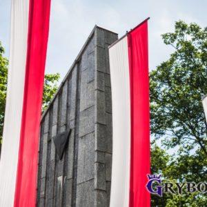 Dzień Flagi 2018 w Grybowie