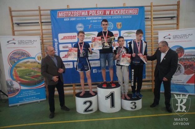 2018-04-27/29: Mistrzostwa Polski w Kickboxingu
