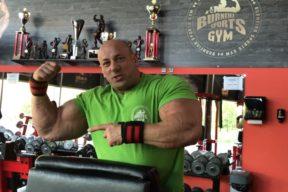 Międzynarodowe Mistrzostwa Polski Strong Man w Grybowie
