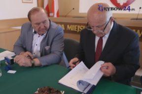 2018-05-08: Umowa na rozbudowę oczyszczalni ścieków Równie podpisana!