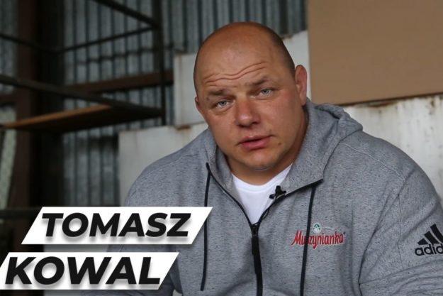 Tomasz Kowal - Strongmani zjadą do Grybowa na Międzynarodowe Mistrzostwa Polski!