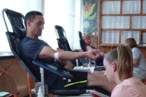 2018-05-27: Akcja oddawania krwi
