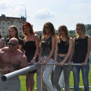 2018-06-03: Międzynarodowe Mistrzostwa Polski Strongman Grybów 2018
