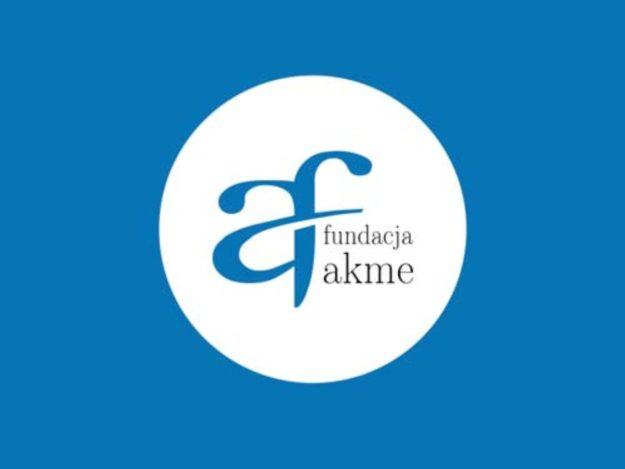 Logo: Fundacja AKME