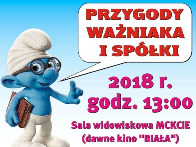 """Przedstawienie """"Przygody Ważniaka i spółki"""""""