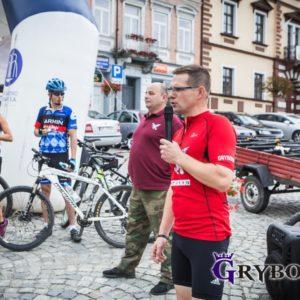 """2018-07-08: III Rajd Rowerowy """"Grybów i okolice"""""""