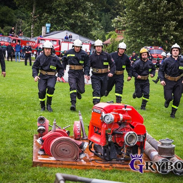 2018-07-01: Zawody sportowo-pożarnicze dla jednostek OSP