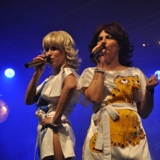 2018-09-09: Jesień Grybowska 2018 - Koncert zespołu Abba Show