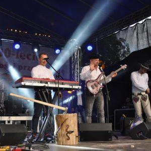 2018-09-09: Jesień Grybowska 2018 - Koncert gwiazdy wieczoru Baciary