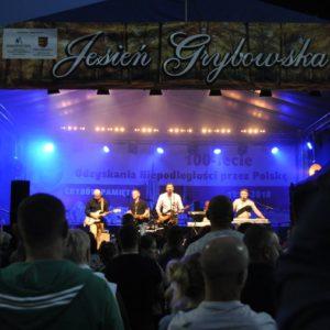 2018-09-08: Jesień Grybowska 2018 - Koncert zespołu Classic