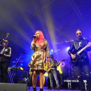 2018-09-08: Jesień Grybowska 2018 - Zabawa taneczna z zespołem Opium Cover Band