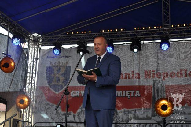 """2018-09-08: Jesień Grybowska 2018 - Narodowe czytanie - Stefan Żeromski """"Przedwiośnie"""""""