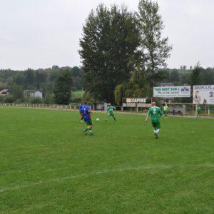 2018-09-08: Jesień Grybowska 2018 - Mecz Oldbojów Grybovii
