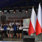 2018-09-09: Jesień Grybowska 2018 - Uroczysta akademia zokazji 100-lecia odzyskania niepodległości przezPolskę