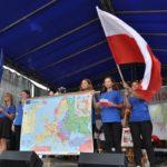 2018-09-09: Jesień Grybowska 2018 - Uroczysta akademia z okazji 100-lecia odzyskania niepodległości przez Polskę