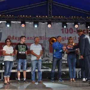 2018-09-09: Jesień Grybowska 2018 - Uhonorowanie mieszkańców Grybowa oraz roczne podsumowanie działań Samorządu Miasta