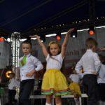 """2018-09-08: Jesień Grybowska 2018 - Montaż słowno-muzyczny pt.""""Mojemiasto"""""""