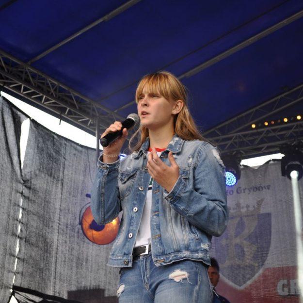 """2018-09-08: Jesień Grybowska 2018 - Laureaci konkursu piosenki angielskiej """"Golden Rock Ballads"""""""